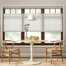 """Real Simple Cordless Top-Down Bottom-Up Cellular 29.5"""" x 72"""" Shade in Polar"""