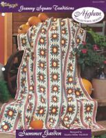 Summer Garden Granny Square Traditions Afghan Pattern The Needlecraft Shop TNS
