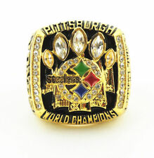 2005 Pittsburgh Steelers World Championship Ring //