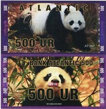 ATLANTIC BEAR 500 UR 2016 UNC PANDA