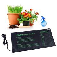 Waterproof Seedling Plant Heat Mat 18W Large Warm Hydroponic Heating Pad