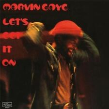 MARVIN GAYE let's get it on (CD album reissue) WD72085 rhythm & blues soul