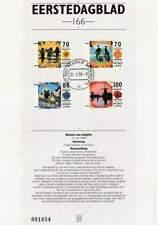 Nederland Eerstedagblad 1996 EDB 166 - Vakantie