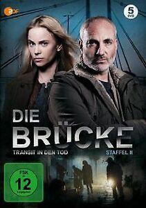 Die Brücke - Transit in den Tod - Staffel 2 [5 DVDs]...   DVD   Zustand sehr gut