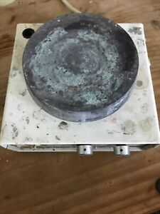 Vintage Griffin Magnetic Stirrer And Hot Plate Working But Not Tested