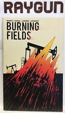 Burning Fields Paperback Graphic Novel Boom Studios 9781608868841