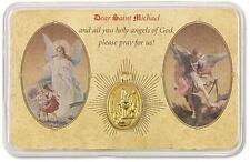 Catholic Relic Medal: Set of 7 - St. Jude, St Michael, St. Pio PLUS MANY MORE!
