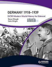 GERMANY 1918-1939 GCSE MODERN WORLD HISTORY FOR EDEXCEL 2013 QUESTIONS EXAM HELP