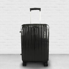 Hard Shell Luggage Suitcase Travel Carry On Bag Lightweight New