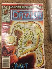 Dazzler issue 18 Marvel