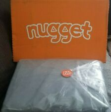 Nugget Couch Cover Set Classic Koala (A cool warm gray) New Ships Today