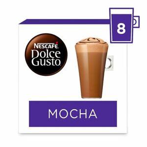 Nescafé Dolce Gusto Mocha | 8 Servings | Caffeluxe