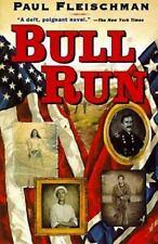 Bull Run Fleischman, Paul Paperback