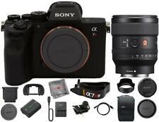 Sony Alpha a7R IV Mirrorless Digital Camera with Sony 24mm GM Lens
