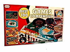 Best 100 Games Compendium Chess Bingo Draughts Back Gammon & Many More