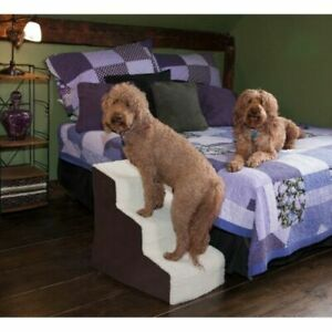 Easy Step III Deluxe Soft Pet    (Dog Stairs)