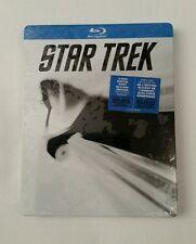 STAR TREK (2009) - Future Shop Exclusive Blu Ray Steelbook - New & Sealed