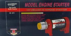 Starter für Glühzünder-Motoren bis 15 ccm 2674 Thunder Tiger