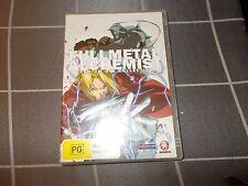 Fullmetal Alchemist Premium Ova Collection PG Rated PAL DVD region 4