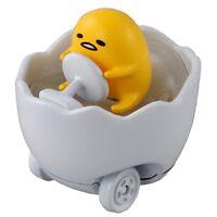 Takara Tomy Dream Tomica No.157 Gudetama Egg Diecast Toy Car
