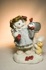 Dreamsicles: Mailing Love To You - DT109 - Cherub At Mail Box - Classic Figure