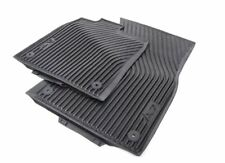 Genuine Audi All Weather Floor Mats (FRONT) 2012 - 2018 A7 4G8-061-221-041