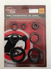 Tusk Engine Oil Seal Kit Set Seals HONDA CRF450R 2002-2006 crf450
