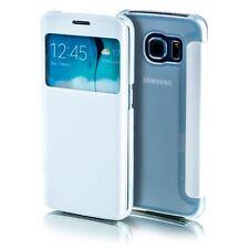 Für Apple iPhone 7 Plus Smartcover Window Weiß Tasche Hülle Case Etui Schutz Neu