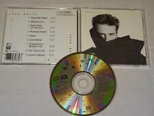 JOHN WAITE - NO BRAKES / UK-ALBUM-CD 1984