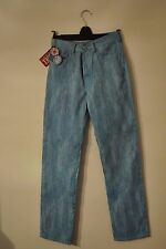 Womans DIESEL Vtg 80s High Waisted Mom Jeans *BNWT* Size 6,8* Satined * W 27