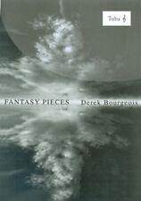 3106TC Fantasy Pieces for Tuba by Derek Bourgeois - Treble Clef