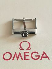 Vintage Omega 16mm Stainless Steel Buckle - VERY RARE & IN EXCELLENT CONDITION