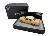 Trax 1/43 1963 EH Holden Special Sedan Opal TO01C Collectible Diecast Model