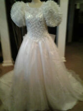 Alfred Angelo Size 6 Wedding Gown