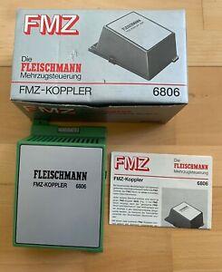 Fleischmann FMZ Koppler 6806 OVP