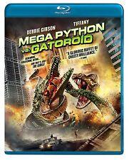 Mega Python vs. Gatoroid (Blu-ray Disc, 2011, Canadian)