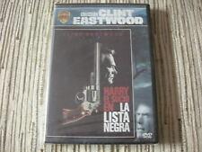 DVD PELICULA HARRY EL SUCIO EN LA LISTA NEGRA CLINT EASTWOOD NUEVO PRECINTADO