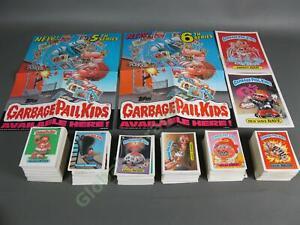 600+ GPK OS1-11 13 1985-1988 Garbage Pail Kids Card Set Lot Posters 2 Giant NR