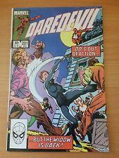 Daredevil #201 ~ VERY FINE VF ~ 1983 MARVEL COMICS