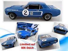 Dan Gurney Mustang 1968 limitée à 908 unités GMP Acme 1:18 neuf dans sa boîte NEUF