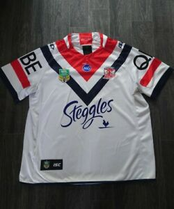 Sydney Roosters Away Shirt NRL 3xl