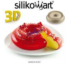 Silikomart Abbraccio Heart Silicone Dessert Mould BNIB