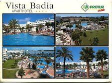 Alte Postkarte - Vista Badia Aparthotel