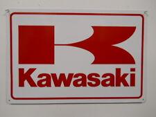 kAWASKI DEALER  SERVICE SIGN EC0101