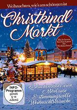 DVD Christkindl Markt Weihnachten wie's am schönsten ist mit Kochrezepten