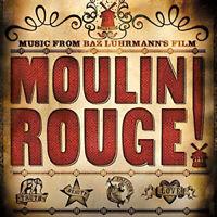 "Various Artists : Moulin Rouge Vinyl 12"" Album 2 discs (2017) ***NEW***"