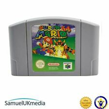 Super Mario 64 (N64) (Cartridge Only) **GOOD CONDITION!**