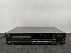 Technics SL-PG520A Compact Disc CD Player, Black, Vintage Hifi Separate
