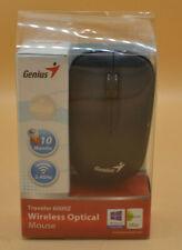 Genius Wireless Optical Mouse Treveler 6000Z