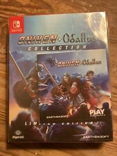 Oniken + Odallus Collection PLAY Asia Exclusive Limited Nintendo Switch NEW